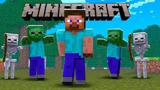 MINECRAFT CLASSIC IN 2009!! | 10 Years Of Minecraft [Stream 1]