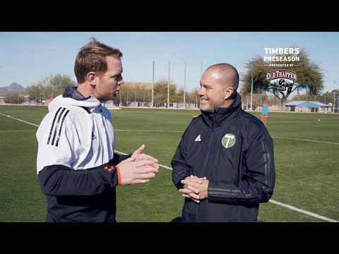 Video: Anatomy of a Session | Ross Smith talks training organization with Giovanni Savarese