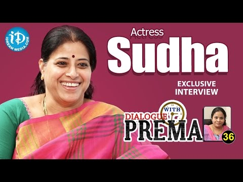 Actress Sudha Exclusive Interview