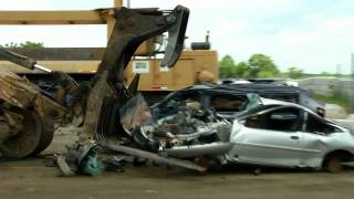 Video Engine Biter and Car Crusher in Junkyard MP3, 3GP, MP4, WEBM, AVI, FLV September 2019