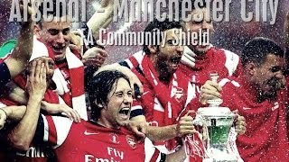 Arsenal - Manchester City - FA Community Shield Promo 2014 !