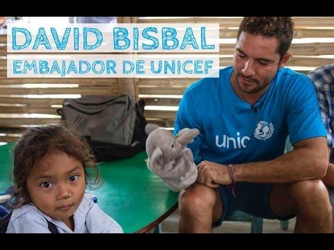 Nombramiento Embajador UNICEF