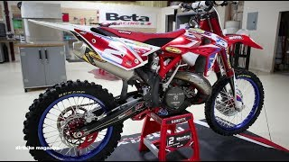 7. Bikes of Endurocross featuring Cody Webb's Factory Beta 300RR 2 Stroke