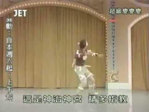 「[TV]仮装大賞史上、最も主旨を理解していない作品「明治神宮」」のイメージ