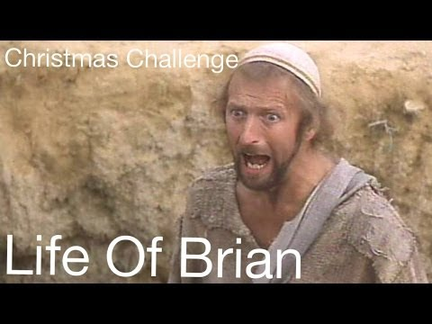 Christmas Challenge Film #16 - Life Of Brian