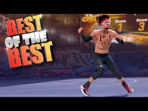 BEST of THE BEST PLAYS Of DECEMBER - NBA 2K18 Highlights & Funny Moments