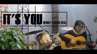 While You Were Sleeping OST  Cover Henry- Its You  당신이 잠든 사이에 OST Part 2