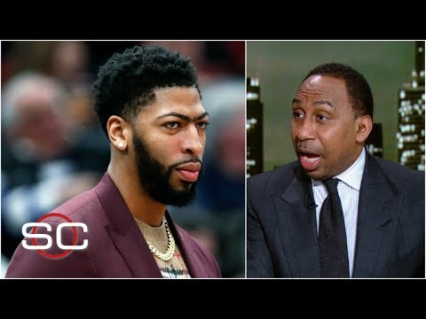 Video: Pelicans GM would've been fired if Anthony Davis was dealt - Stephen A. | SportsCenter