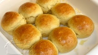 Breakfast Bread Rolls