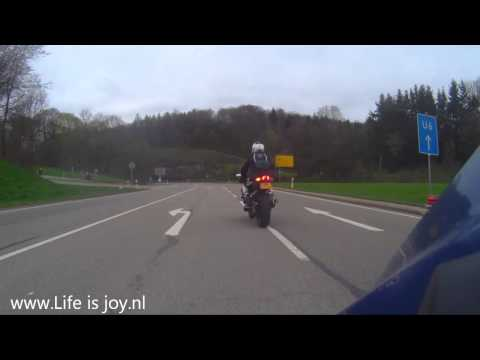 henkon - Opkiktoer 2013 Henk on a Suzuki GSX-R750 On http://www.lifeisjoy.nl you can watch all our movies and read our travelstories. Until now more then 25x round th...