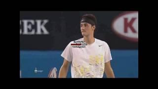 Roger Federer Australian Open 2012 (HD)