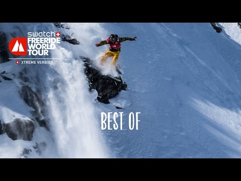 Best Of - Xtreme Verbier - Swatch Freeride World Tour 2016
