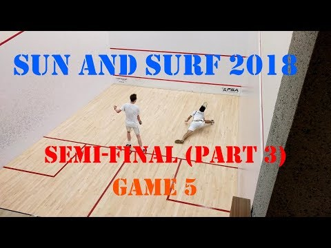 Semi-Final Highlights - Toth vs. Picken - Part 3 - GAME 5 - Jericho Sun & Surf 2018