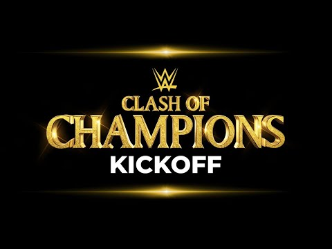WWE Clash of Champions Kickoff: Sept. 27, 2020