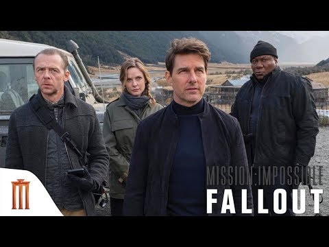 Mission: Impossible - Fallout | มิชชั่น: อิมพอสซิเบิ้ล ฟอลล์เอาท์  - Official Trailer 2