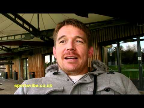 John Smit on Rugby World Cup, joining Saracens and being ginger