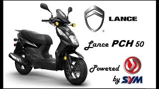 10. Grand Rapids Scooter Presents the Lance PCH 50