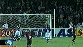 2003: Cruzeiro 3x1 Flamengo copa do brasil final.