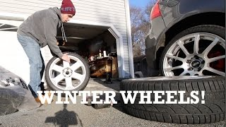 Winter Wheels for my GTI! by Ignition Tube