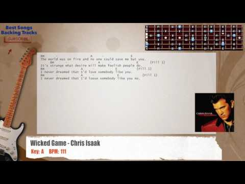 Chris Isaak - Wicked Game - Guitar Lesson (Guitar Tab)
