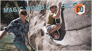 Eric Karlsson And Emil Abrahamsson Climbing Some Classics   Climbing Daily Ep.1895 by EpicTV Climbing Daily