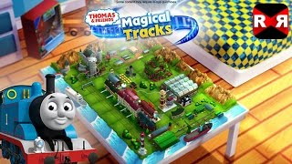 Video Thomas and Friends: Magical Tracks - Kids Train Set - All Surprise Packs & Characters Unlocked MP3, 3GP, MP4, WEBM, AVI, FLV Mei 2017