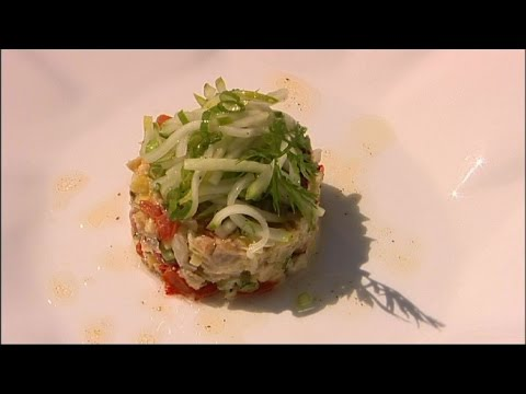 How to Make Green Fig and Saltfish: Part 2 – Rhodes Across The Caribbean – BBC Food