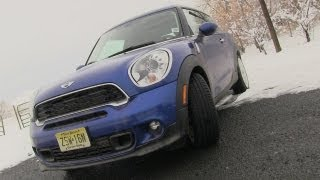 2013 MINI Cooper S Paceman 0-60 MPH Drive&Review