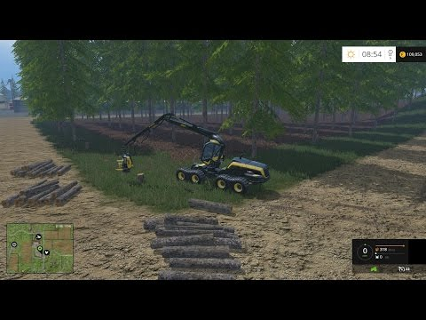 Brazilian Map for Farming Simulator 15 Beta