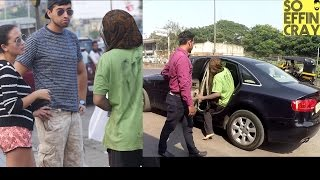Video THE BEGGAR WHO OWNS AN AUDI CAR (Prank) Shocking Reactions MP3, 3GP, MP4, WEBM, AVI, FLV Desember 2018