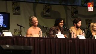 Comic Con 2012 - The Big Bang Theory Panel