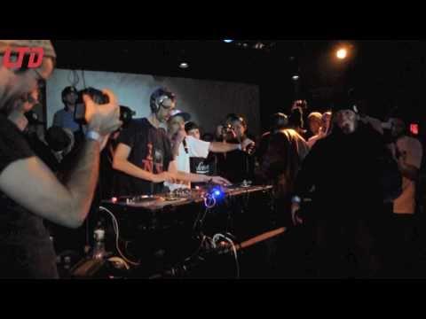 DJ Stretch Armstrong & Bobbito 20th Anniversary Show