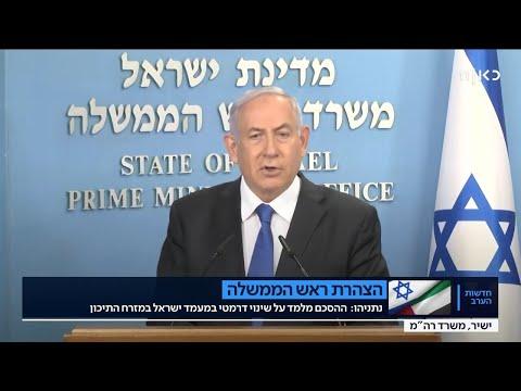 הסכם שלום בין ישראל לאיחוד האמירויות