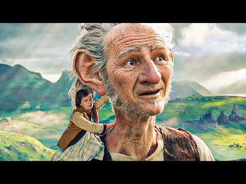THE BFG All Movie Clips (2016)
