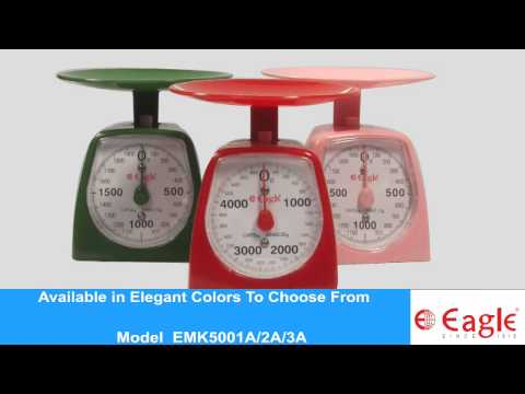 Mechanical Kitchen Weighing Scale - EMK5001A