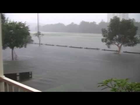 Coffs Harbour flash flood - 31st March 2009
