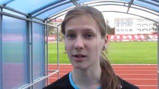 Міжнародна матчева легкоатлетична зустріч Україна-Білорусь-Туреччина збірних U-18