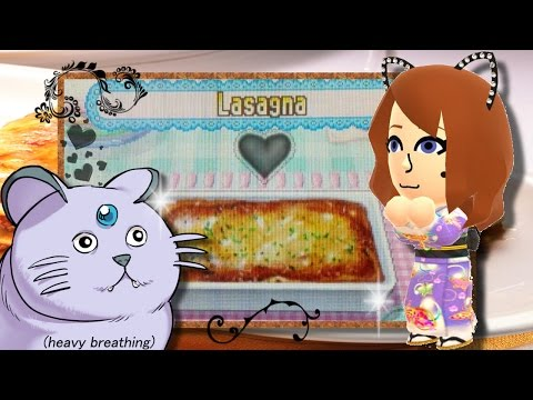 Cooking Mama 3 - Lasagna 100%