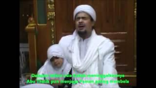 Qasidah by Habib Rizieq Syihab : Kisah Rasul - Jam'iyyah Hadhrah Front Pembela Islam (FPI) Video