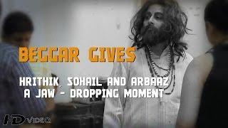 Vidya Meets Hrithik, Arbaaz & Sohail - Bobby Jasoos