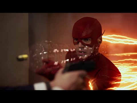 The Flash Season 6 Episode 16 (So Long and Goodnight) in English