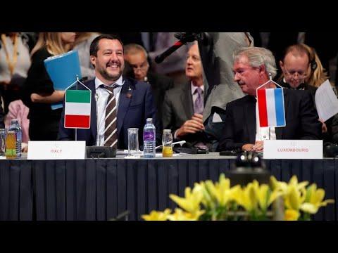 Matteo Salvini und Jean Asselborn geraten nach Migr ...