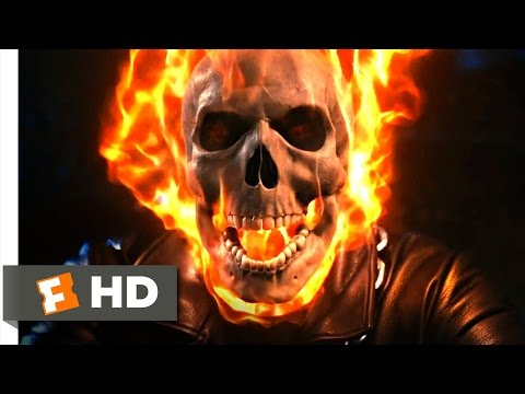 Ghost Rider - The Penance Stare Scene (5/10) | Movieclips