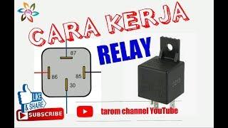 Video Cara kerja relay 4 kaki MP3, 3GP, MP4, WEBM, AVI, FLV September 2018