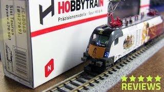 Download Lagu Hobby Train N scale DCC ready JC60060 H2769 loco BR 182 TAURUS Sisi Mp3