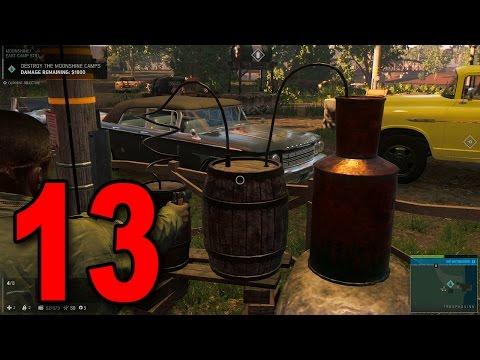 Mafia III - Part 13 - Moonshine Business