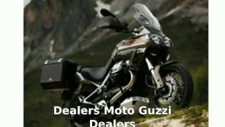 1. 2012 Moto Guzzi Stelvio 1200 NTX - Specification and Details