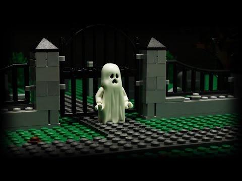 la festa di halloween con i lego