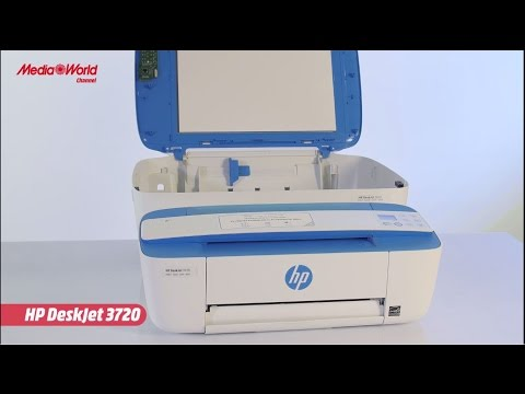 HP Deskjet 3720 la stampante multifunzione più piccola