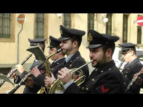 Fanfara della Prima Regione Aerea dell'Aeronautica Militare Italiana, parte VIII (Inno di Mameli)